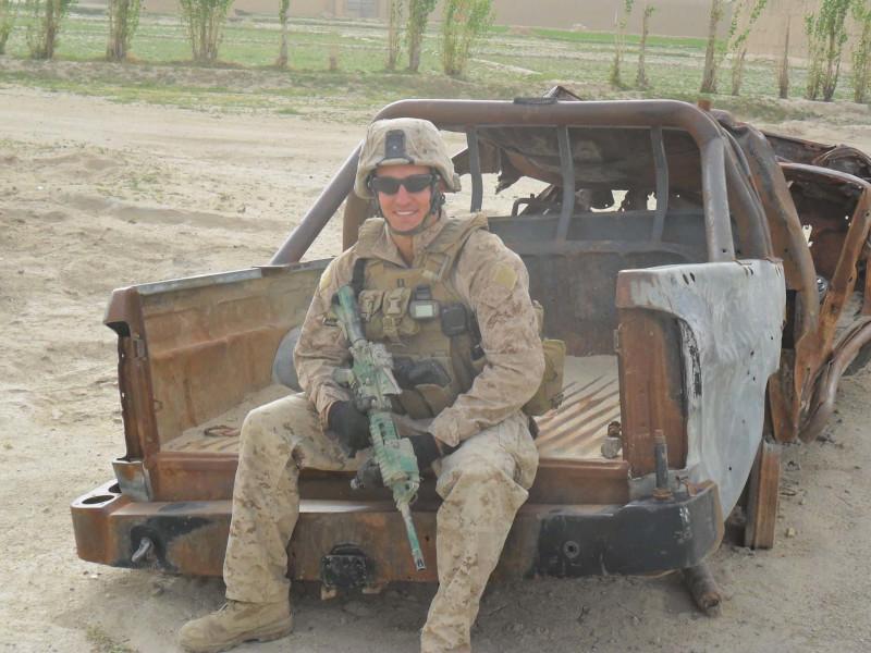 Комбат американских морпехов потребовал ответа за Афганистан от властей и был уволен