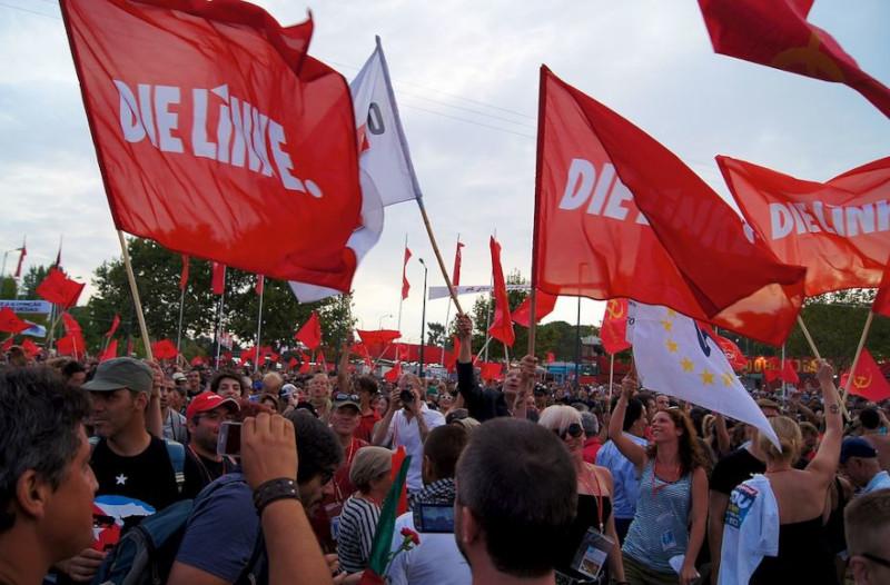 NI: смогут ли коммунисты вновь стать частью правящей коалиции в Германии