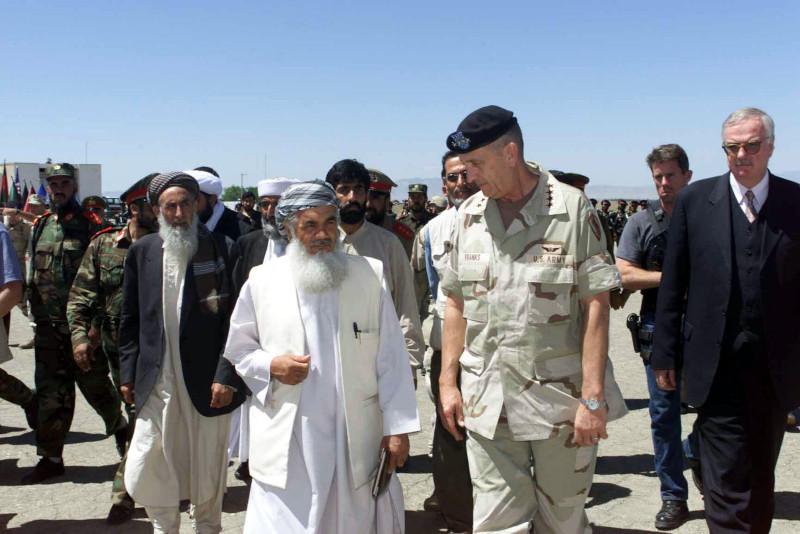 Афганистан: полевые командиры, способные начать гражданскую войну