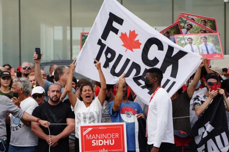 Al Jazeera: канадские эксперты встревожены протестами против Джастина Трюдо