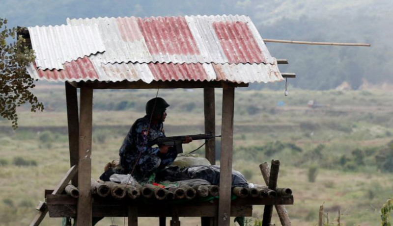 Оппозиция в Мьянме призывает к «оборонительной войне»