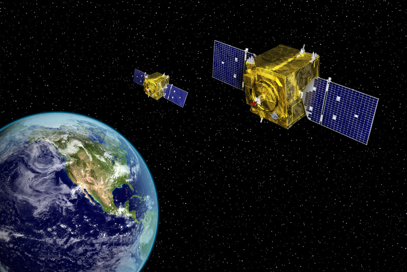 Пентагону необходимы ядерные двигатели для спутников