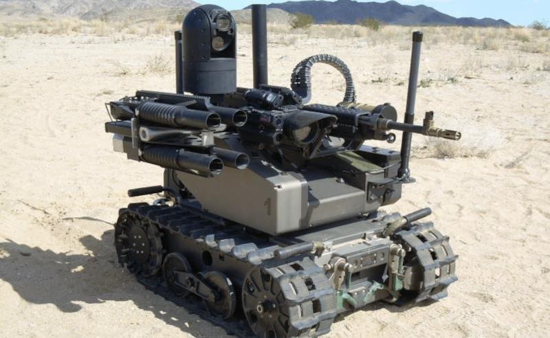Армии США для разработки роботов нужны белки