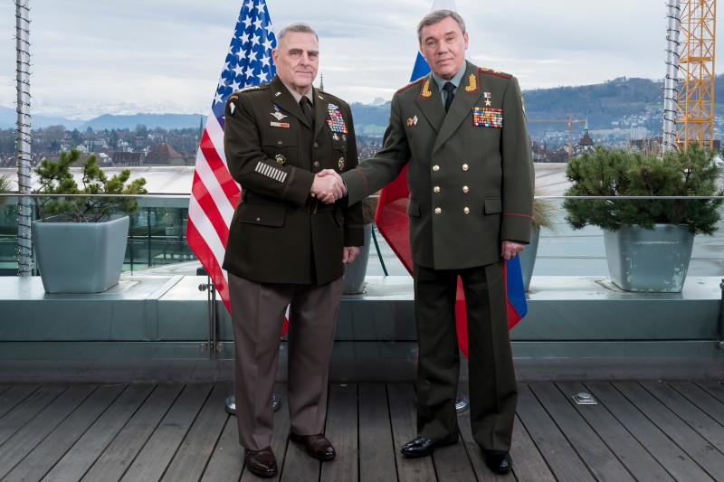 Генерал Милли: США необходимо продолжить военные переговоры с Россией