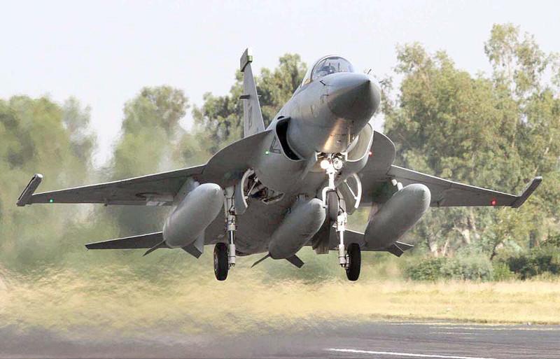 Сможет ли Великобритания помешать Аргентине приобрести истребители JF-17?