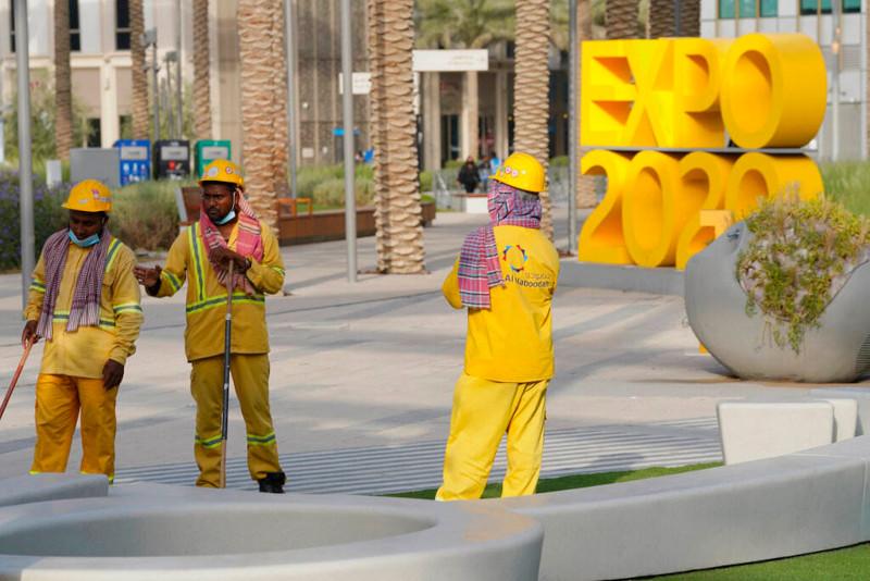 Dubai Expo 2020: противоречивые данные о смертях рабочих