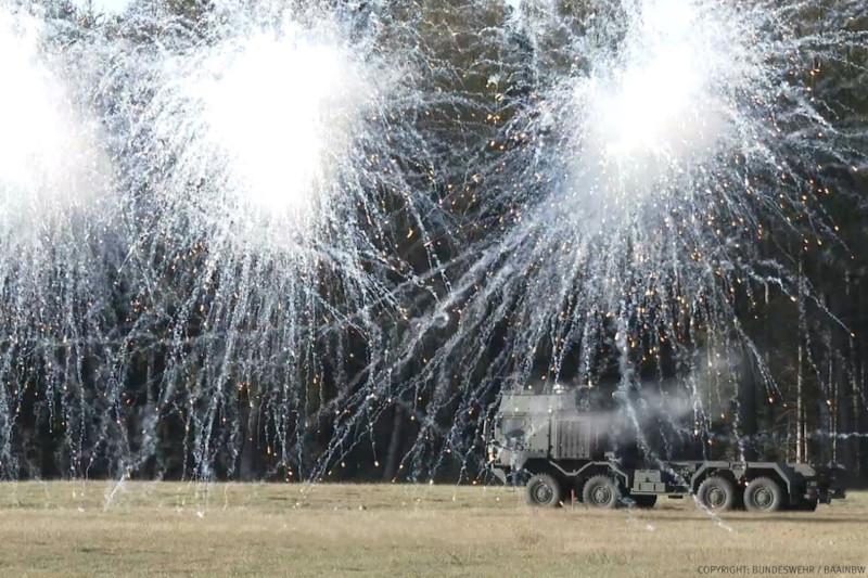 Defence24: концерн Rheinmetall защитит армейские грузовики Бундесвера мультиспектральными гранатами