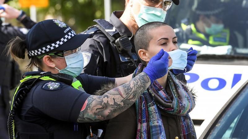 Al Jazeera: ультраправые движения Австралии получили поддержку от недовольных локдаунами