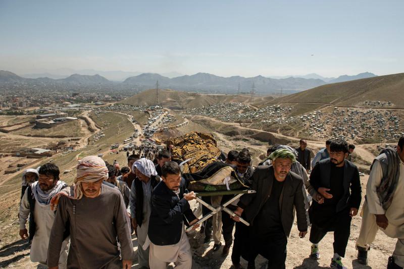 Боевики «Талибана» убили 13 человек из хазарейской этнической группы