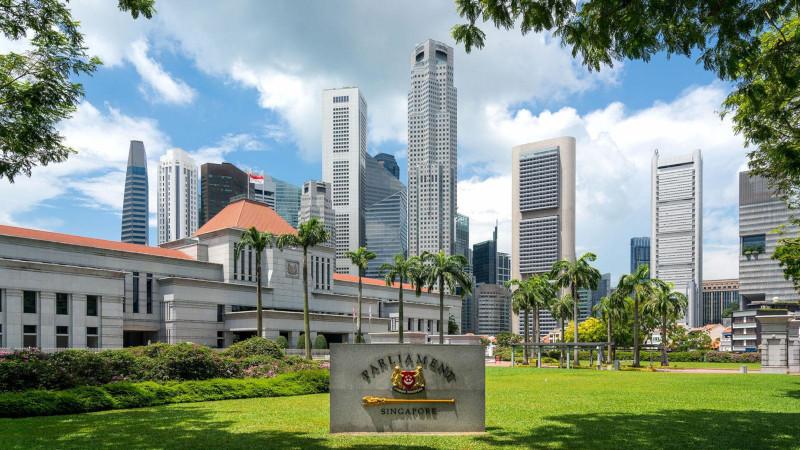«Мир-антиутопия»: патрульные роботы полиции Сингапура пугают население