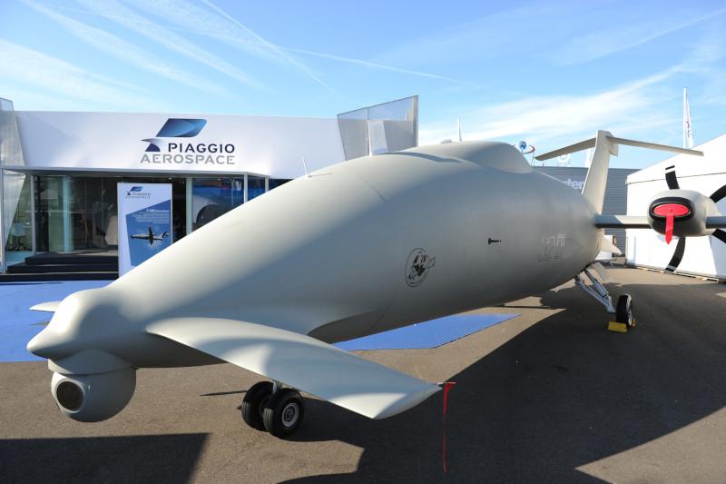 Италия отказывается покупать беспилотники, выбрав взамен самолеты Piaggio