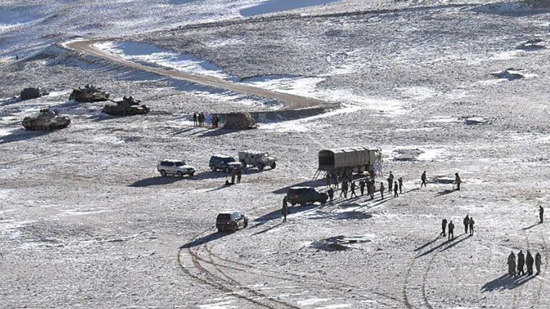 Переговоры Индии и Китая по снижению напряженности на границе провалились